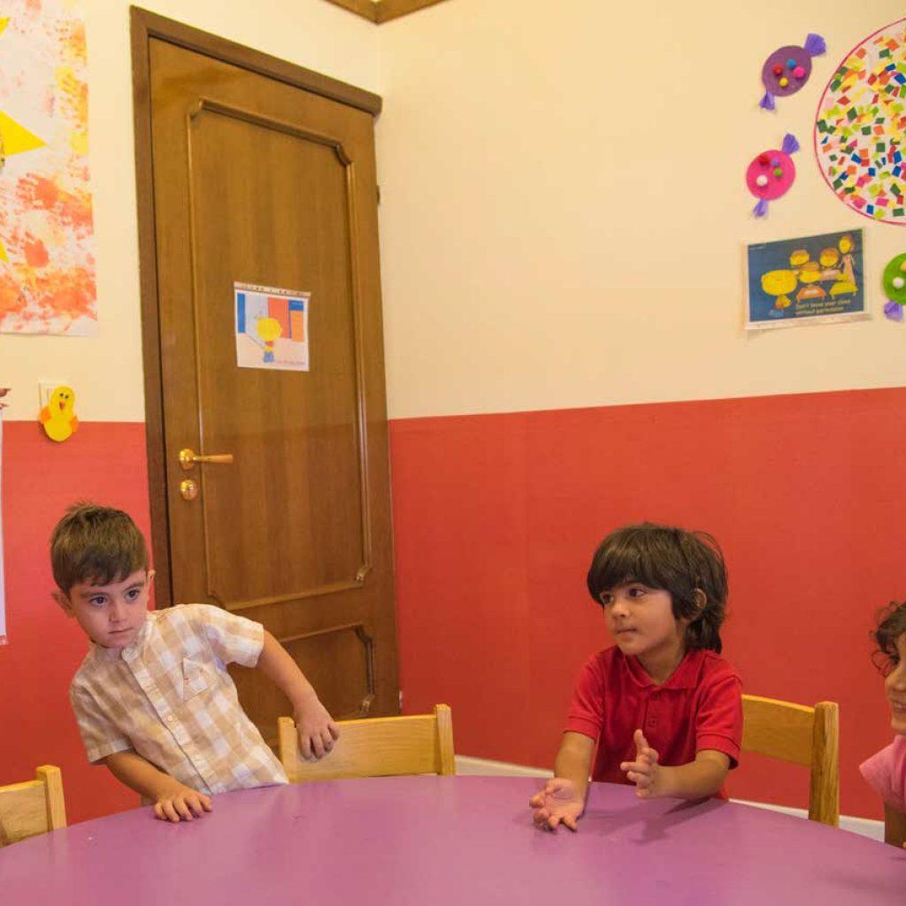 مهد کودک نارنج کلاس