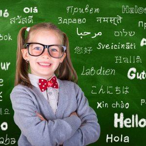 آموزش زبان برای خردسالان